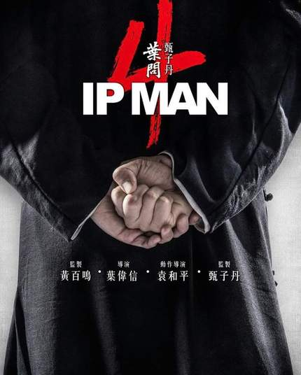 IP MAN 4 - Director Wilson Yip and Donnie Yen are back.