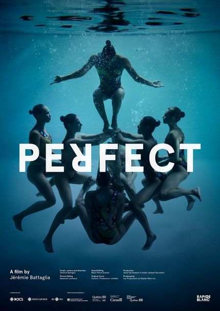 PERFECT: In This Exclusive Clip Canadian Synchro Swimmers Get More Than Swimmers Ear
