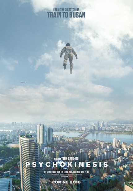 Review: PSYCHOKINESIS, Sang-ho Yeon's Superhero Film Is Fun, Humane And Relevant