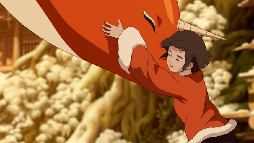 Review: BIG FISH & BEGONIA, Chinese Animation Dazzles in Sumptuous and Mystical Feature