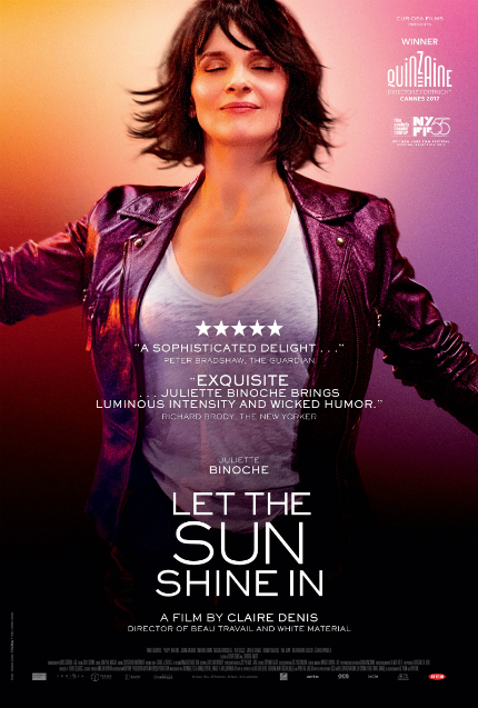 Review: LET THE SUNSHINE IN, Loose and Light Romantic Comedy