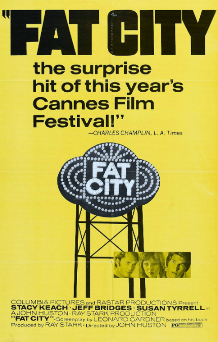 70s Rewind: FAT CITY, Broads, Booze and Boxing, Bleakly