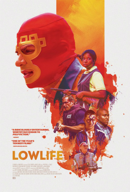 Review: LOWLIFE, Splashing Absurdity With Confidence