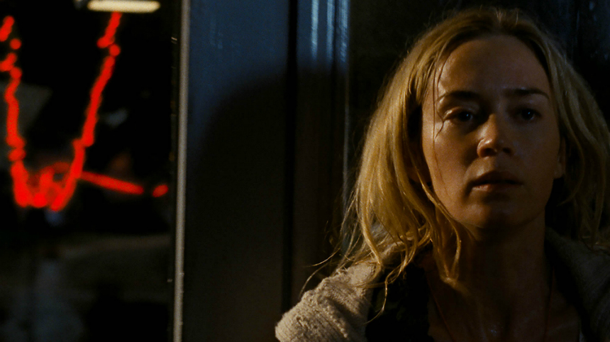 Review: A QUIET PLACE, ... ! ... ? ... ?! ... ! .... !!  ..... !!! ... !!!!!