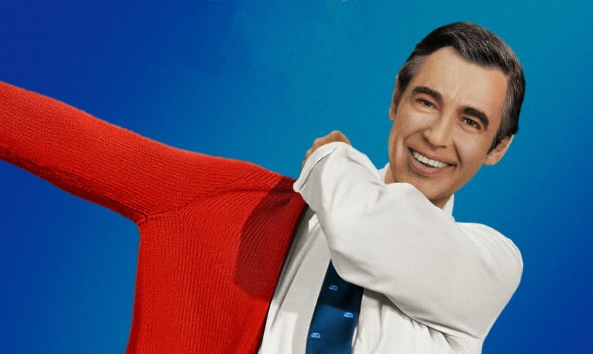 Friday One Sheet: WON'T YOU BE MY NEIGHBOR And The Halo Gradient