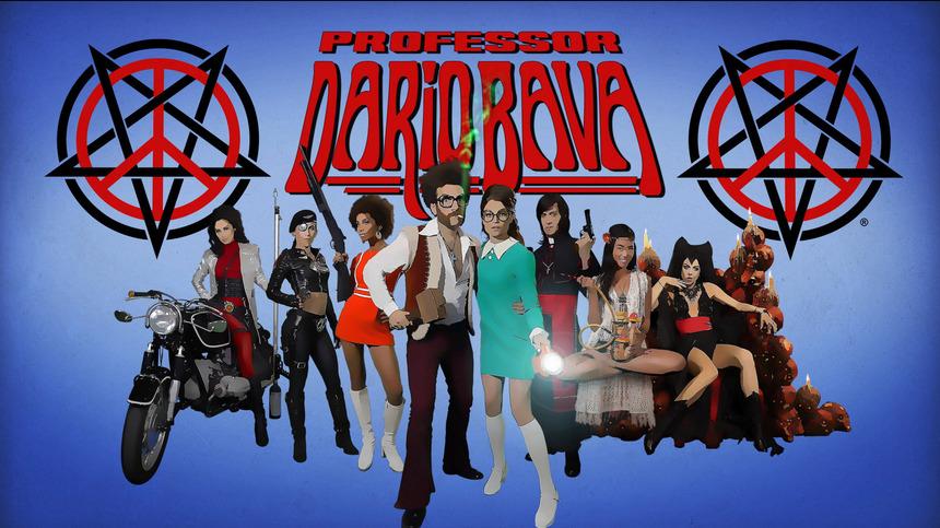 Professor Dario Bava, Paranormal Playboy