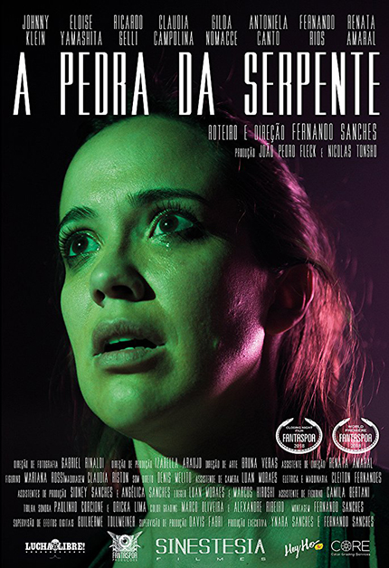 A PEDRA DA SERPENTE: Watch The Teaser For Fantaspoa Closing Night Film