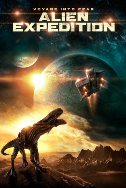 ALIEN EXPEDITION: There's a Little Bit of Space 'Everything' in Exclusive Trailer For This Indie Sci-fi Creature Feature