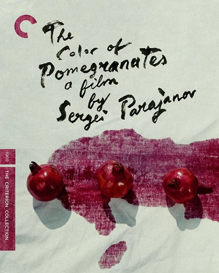 Blu-ray Review: THE COLOR OF POMEGRANATES Is Blu With Criterion