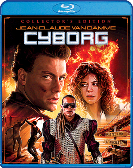 Blu-ray Review: CYBORG Kicks its Way Home
