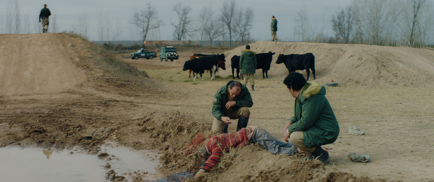 Cannes 2018 Review: MURDER ME, MONSTER, A Minimalist Acid-Gore Crime Thriller