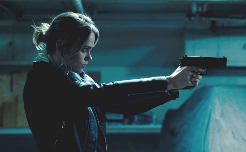 NEGATIVE Trailer:  Joshua Caldwell's Spy Thriller is Out Now