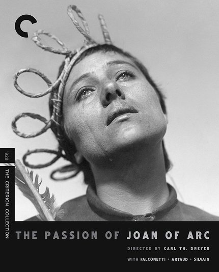 Blu-ray Review: Criterion's THE PASSION OF JOAN OF ARC Keeps the Faith