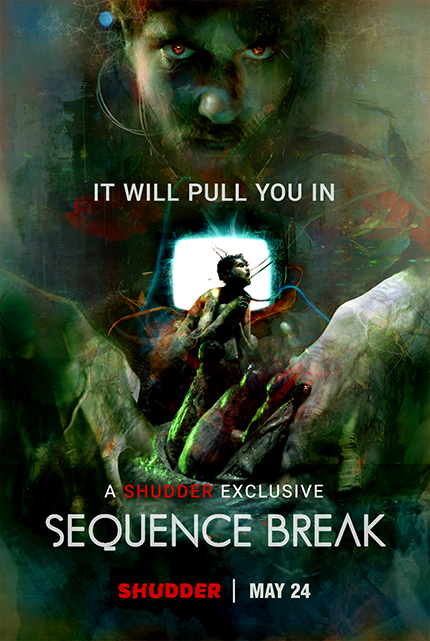 SEQUENCE BREAK: Watch The Trailer For Graham Skipper's Techno Body Horror, Coming Soon to Shudder