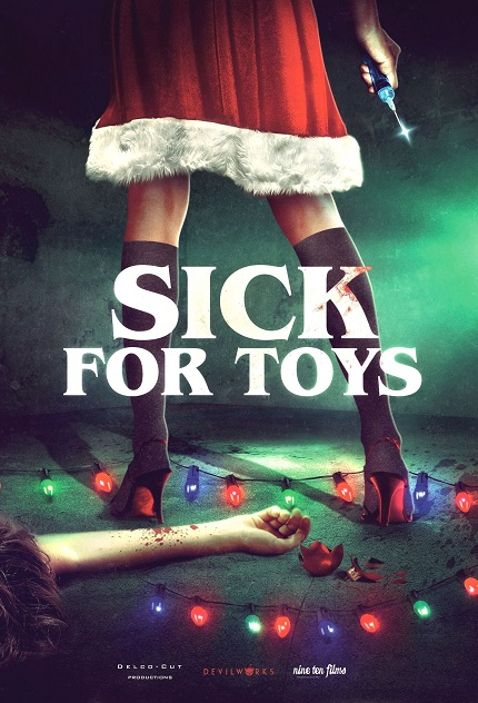 SICK FOR TOYS: First Trailer For Christmas Time Horror