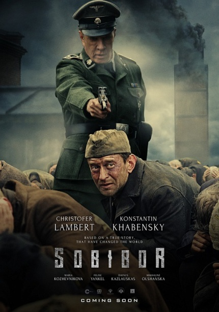 Konstantin Khabenskiy Leads An Escape From SOBIBOR