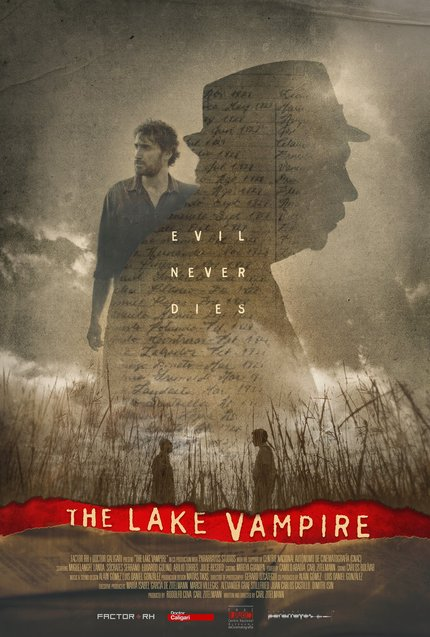 THE LAKE VAMPIRE: Venezuela's Carl Zitelmann Makes Feature Debut With True Life Serial Killer Story