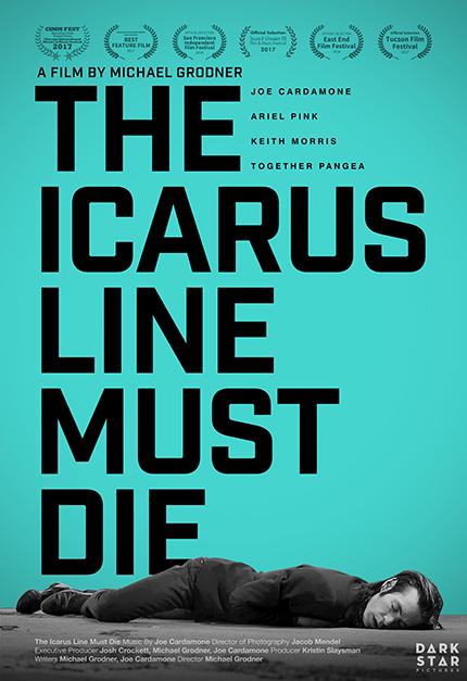 THE ICARUS LINE MUST DIE: We Premiere The New Trailer Ahead of Theatrical Run in June