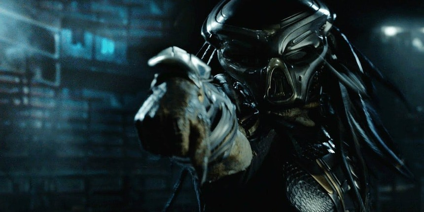 "THE PREDATOR Trailer: Shades of AVP Haunt Shane Black's ""Reinvention"""