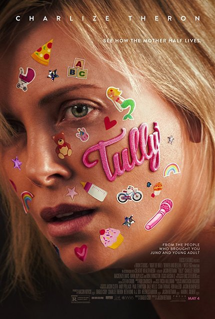 Review: TULLY Delivers the Postpartum Depression Vibe