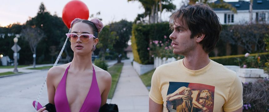 Fantasia 2018 Review: UNDER THE SILVER LAKE, Underwhelming Story, Overwhelming Cliches