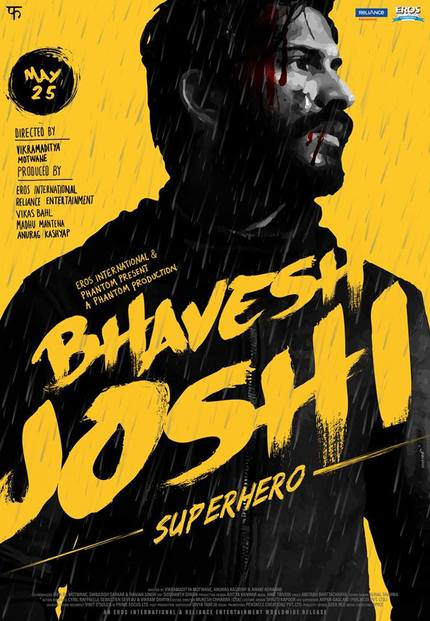 Review: BHAVESH JOSHI SUPERHERO Is A Vigilante Story With Bollywood Flair