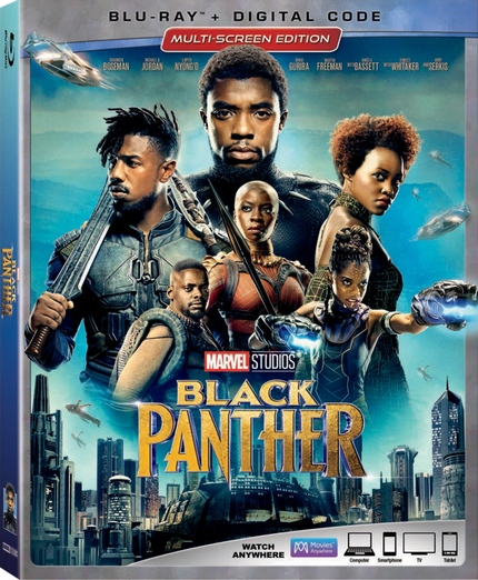 Blu-ray Review: BLACK PANTHER, An Afrofuturist Wonderland In HD