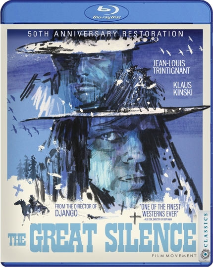 Sergio Corbucci's Classic Western, THE GREAT SILENCE, Coming To Blu-ray From Film Movement Classics