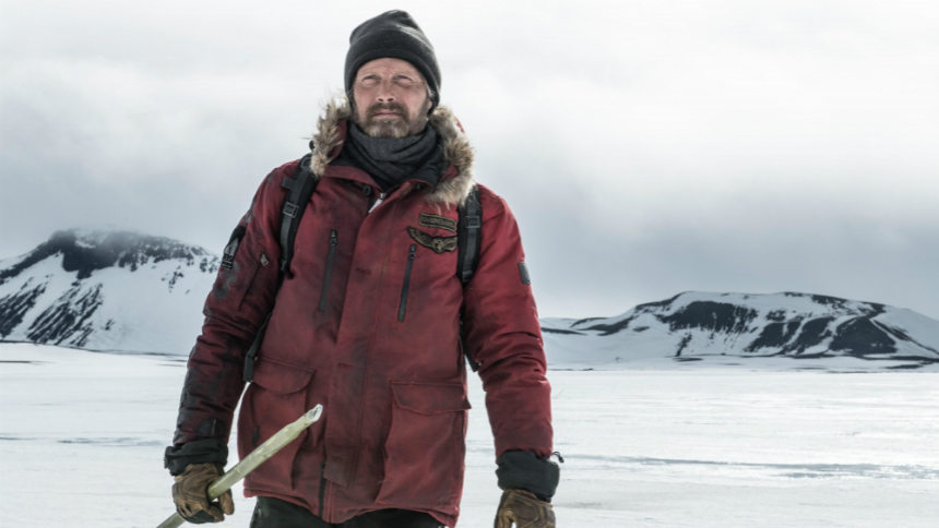 Cannes 2018: In ARCTIC Clip, Watch Mads Mikkelsen Dig a Hole