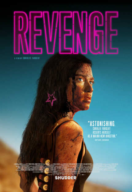 Review: REVENGE Fearlessly Subverts the Subgenre