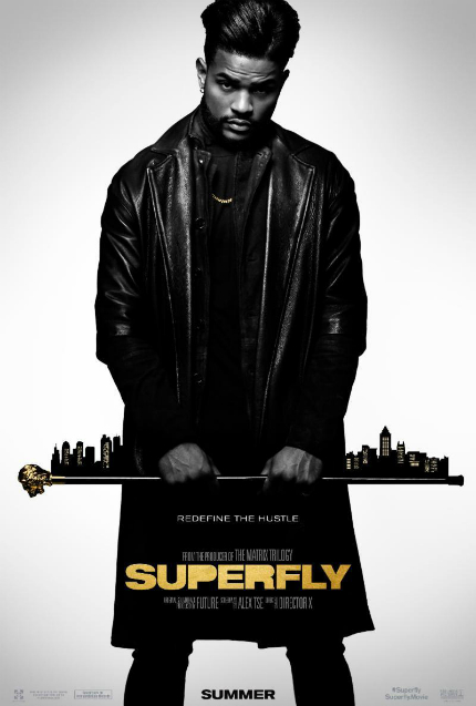 New SUPERFLY Trailer: Deadly Serious Criminals