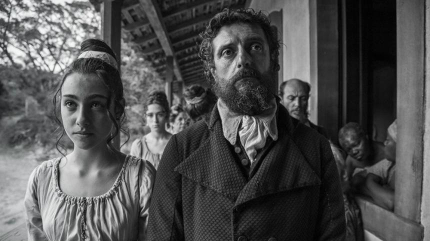 Blu-ray Review: VAZANTE, Bleak, Black and White Beauty in Brazilian Soul-Breaker