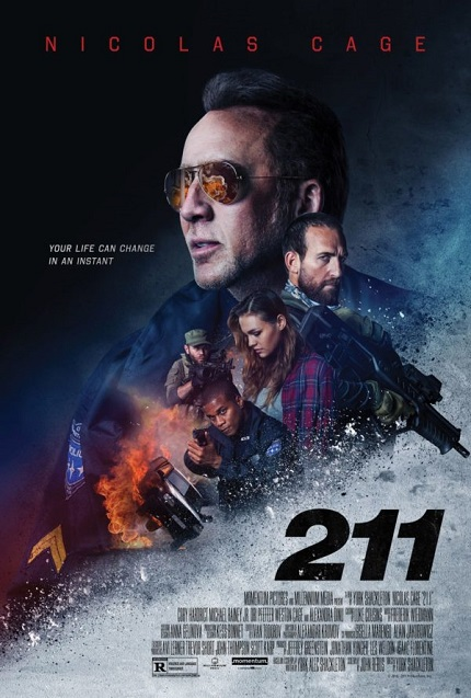 Review: 211, Cage Under Fire