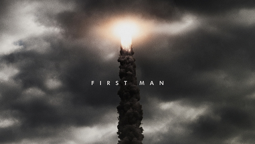 Friday One Sheet: FIRST MAN