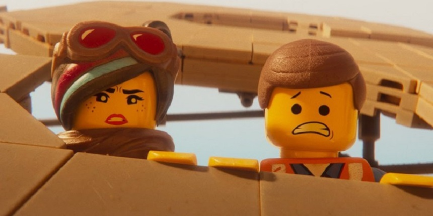 LEGO MOVIE 2: Teaser Trailer Goes Post Apocalyptic Before it Blasts Into Intergalactic