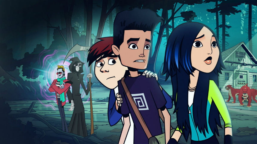 Notes on Streaming: THE HOLLOW, Unraveling an Animated Mystery