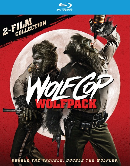 ANOTHER WOLFCOP Giveaway: Win a Copy of WOLFCOP WOLFPACK