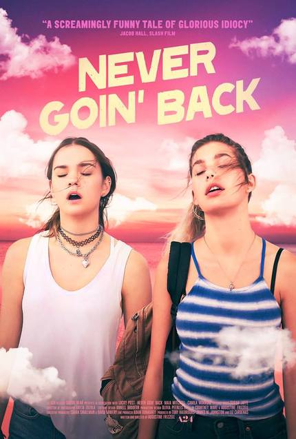 Oak Cliff Film Festival 2018: NEVER GOIN' BACK Trailer, Augustine Frizzell's Tale of Girls Growin' Up Grimy