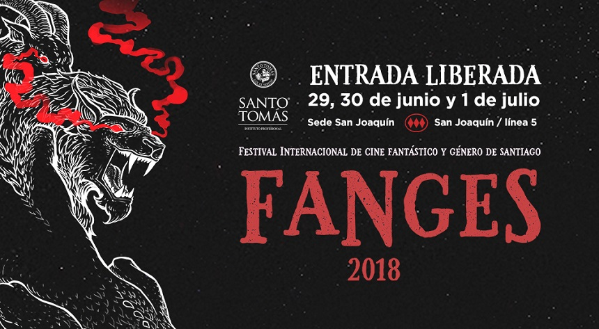 FANGES 2018: A Free Weekend of LatAm And Spanish Horror in Santiago Chile This Weekend