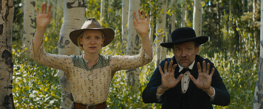 Review: DAMSEL, Laughs Aplenty in Zellner Brothers' Western