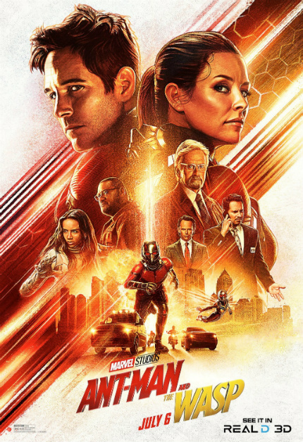 Review: ANT-MAN AND THE WASP, Fun With Sizes in a Superhero Sequel