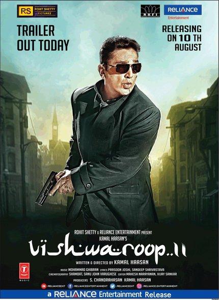 Trailer Time: Kamal Haasan Is Back With VISHWAROOPAM 2, Big Budget Terrorism Action