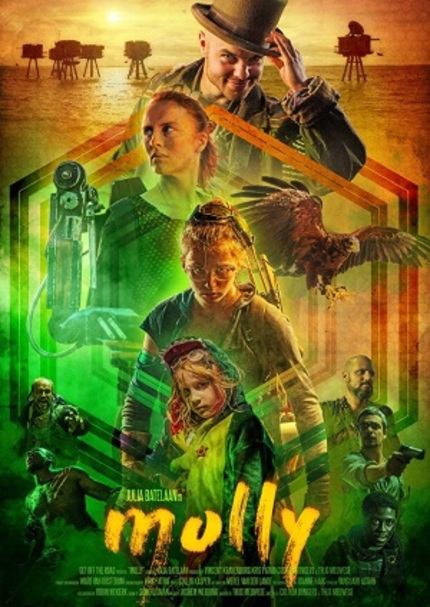 Artsploitation Releases Dutch Post-apocalyptic Actioner MOLLY, Now On Pre-order