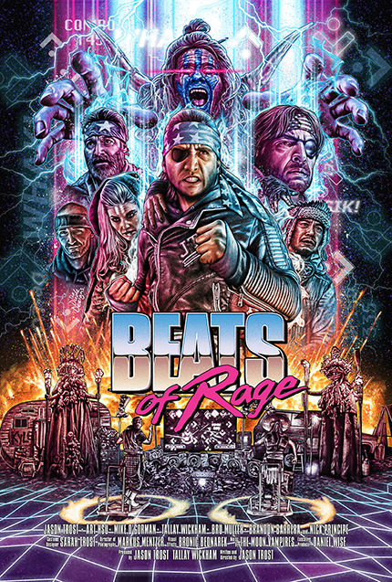 BEATS OF RAGE: JTRO Returns in Teaser Trailer For Sequel to THE FP