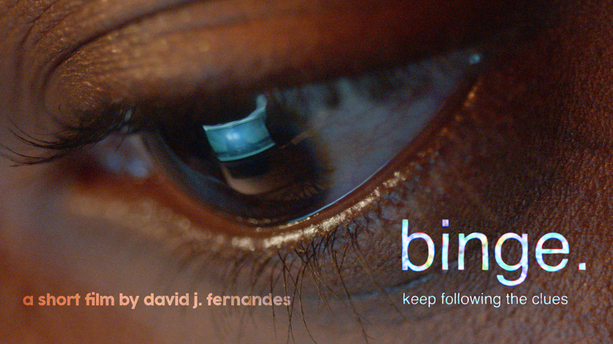 BINGE: Watch The Teaser For David J Fernandes' Latest