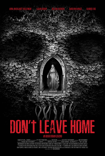DON'T LEAVE HOME: Watch The Trailer For Michael Tully's Horror Flick