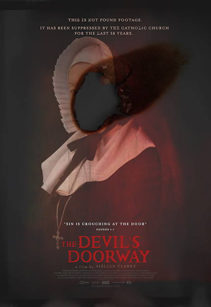 Interview: Aislinn Clarke on the Evils of the Catholic Church and THE DEVIL'S DOORWAY