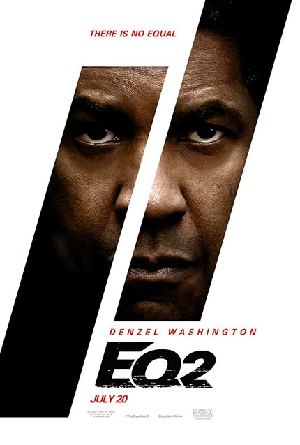 Review: THE EQUALIZER 2 Fails to Equal the Original Film