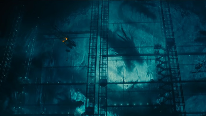 GODZILLA: KING OF THE MONSTERS Has A Trailer