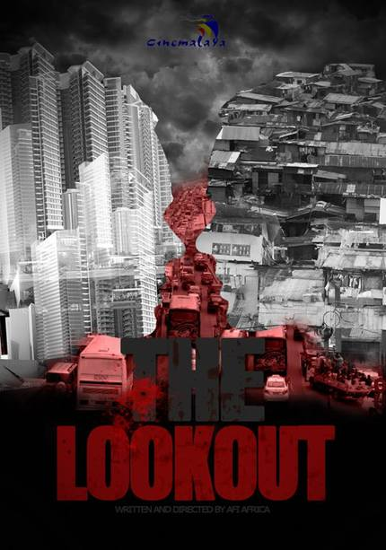 THE LOOKOUT: First Teaser For Afi Africa's Filipino Hitman Thriller Impresses